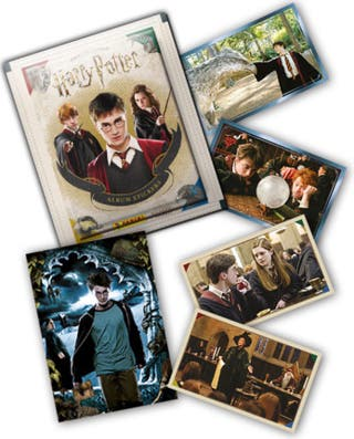 Cromos Harry Potter