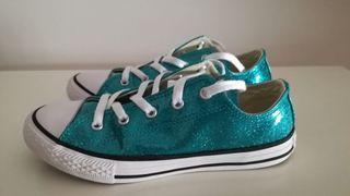 Zapatillas Converse All Star Tuquoise