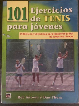 Libro Ejercicios de Tenis