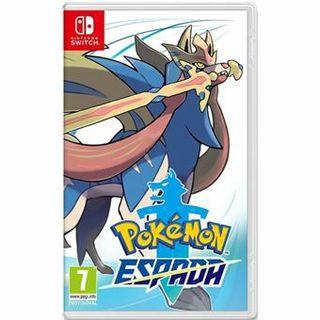Pokémon Espada Nintendo Switch