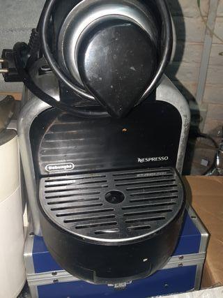 cafetera express Nespresso