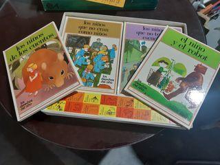 """colección cuentos """"Los derechos de los niños"""""""