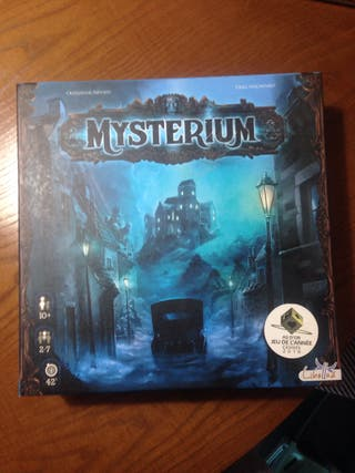 Se vende juego Mysterium