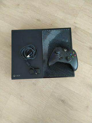 Xbox one con mando