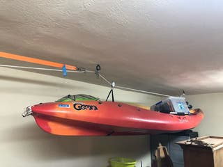 Kayak Gemeni Perception 2+1 autovaciable