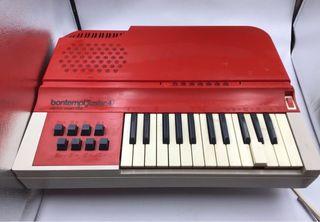 PIANO ANTIGUO ELECTRÓNICO BOTEMPI JUNIOR 258