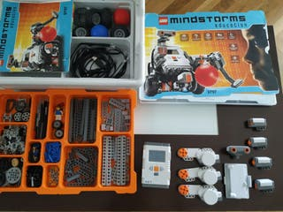 Lego Mindstorms Red.9797