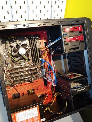 Ordenador i5 16Gb Ram SSD