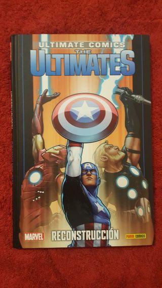 Libro Comics Marvel