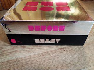 Caja regalo 2 conjuntos Íntima Cherry 90B