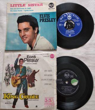 ELVIS PRESLEY: Little Sister (Ep)/King Creole (Ep)