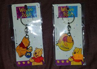 Llaveros de winnie the pooh