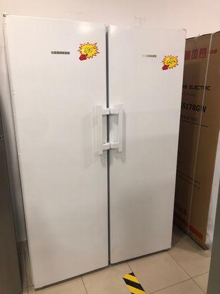 Liebherr frigorífico y congelador