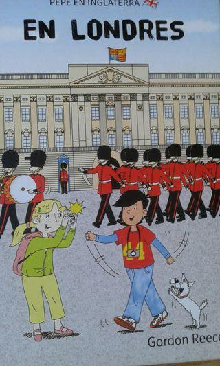 Libro Pepe en Londres