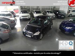 Mercedes-Benz Clase A 180CDI *CLIMA*PARKTRONIC