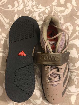 Adidas halterofilia