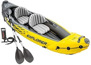 Kayak hinchable Explorer K2