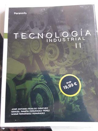 TECNOLOGIA INDUSTRIAL 2 BACHILLER