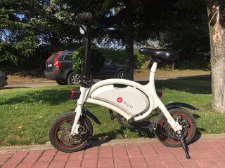 Dyu D2 bicicleta eléctrica