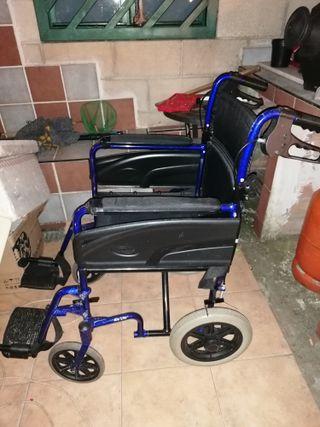 Invacare, silla de ruedas