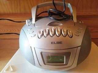 Radio Cassette Elbe