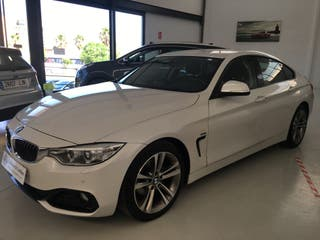 BMW Serie 4 418D GRAND COUPE 2016