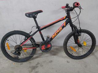 bicicleta montaña infantil