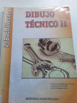 DIBUJO TECNICO 2 BACHILLER