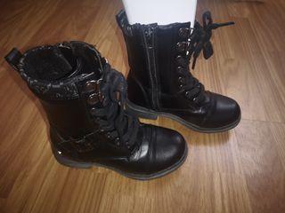 botas talla 28