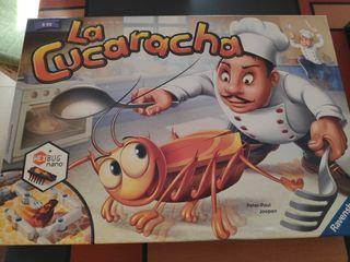 """Juego de mesa """"La cucaracha"""""""