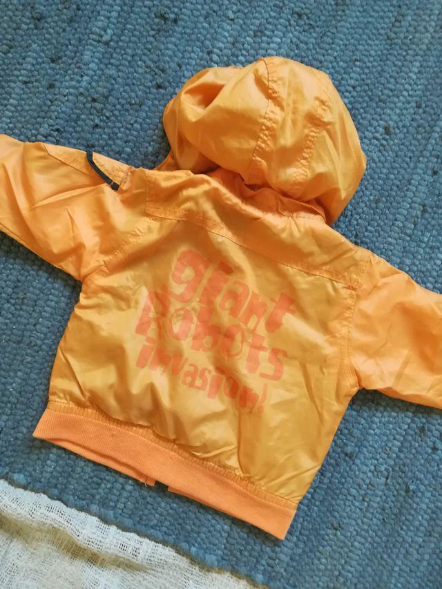 LOTE ropa bebe entretiempo 0-3M