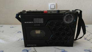 Radio Cassette Sanyo 8500