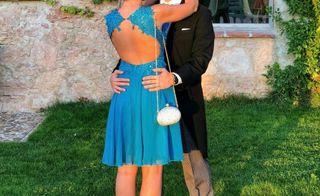Vestido boda o fiesta