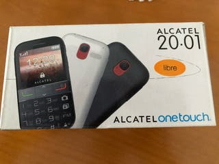Teléfono móvil libre Alcatel 20.01