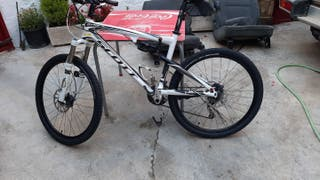 vendo bicicleta scott