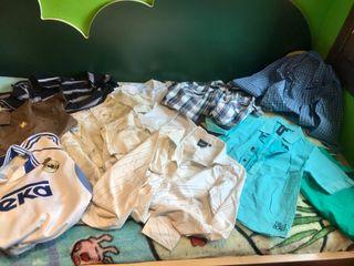 Camisas y camisetas de marca