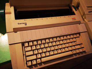 máquina para escribir