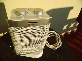 Calefactor con termoregulacion