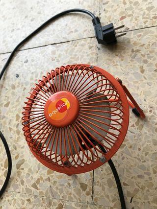 Mini ventilador equation