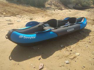 Kayak hinchable SIROCCO PRO