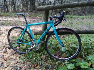 Bicicleta Ciclocross, gravel o carretera
