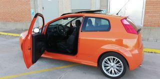Fiat grande 2007