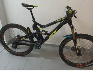 Bicicleta Gt Saction Enduro 27.5