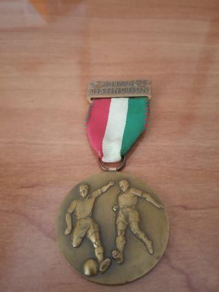 Medalla fútbol Italia 1977