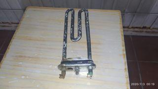 resistencia y termostato de lavadora Fagor F 2810