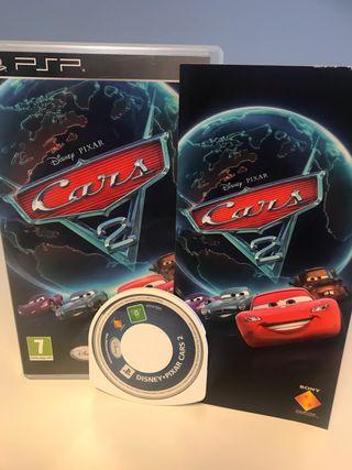 Juego PSP / Cars 2