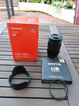 Sony 18/200 OSS LE