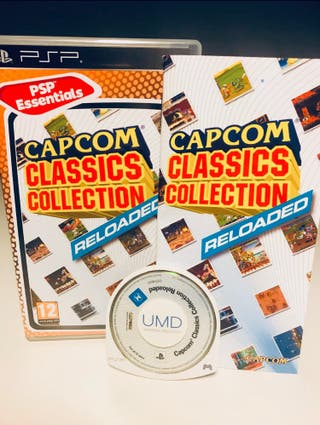 Capcom Classics Collection / PSP