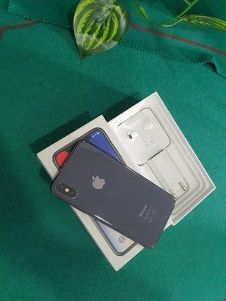 I PHONE X 64GB NEGRO