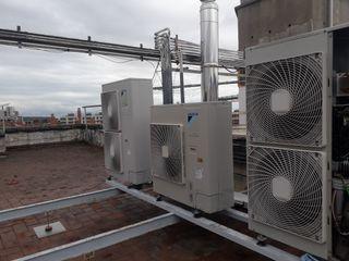 mantenimiento y instalacion de aire acondicion